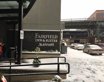Fairfield Inn Suites by Marriott Queensboro Bridge Hotel