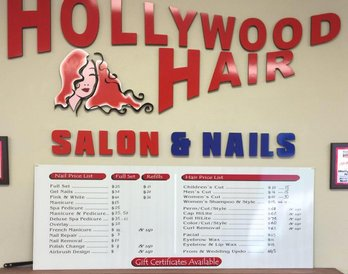 Hollywood Hair and Nails
