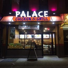 Palace Chicken and Grill