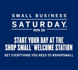 LICP News: #SmallBizSat; Happy Thanksgiving; Time Out Love NY Awards
