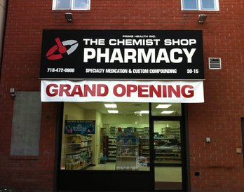 The Chemist Shop Pharmacy