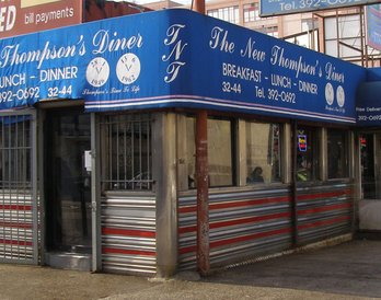 The New Thomson Diner