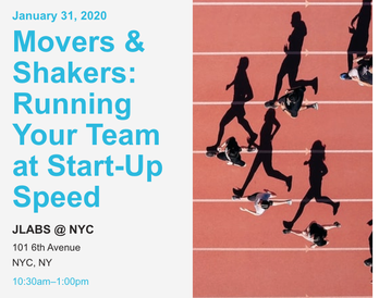 JLabs, Running Your Team event