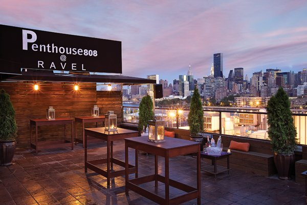 Penthouse at ravel hotel experience lic long