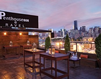 Penthouse 808 at Ravel Hotel