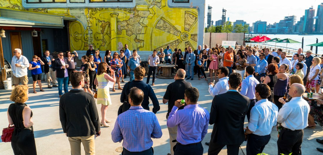Summer Networking Night at Anable Basin