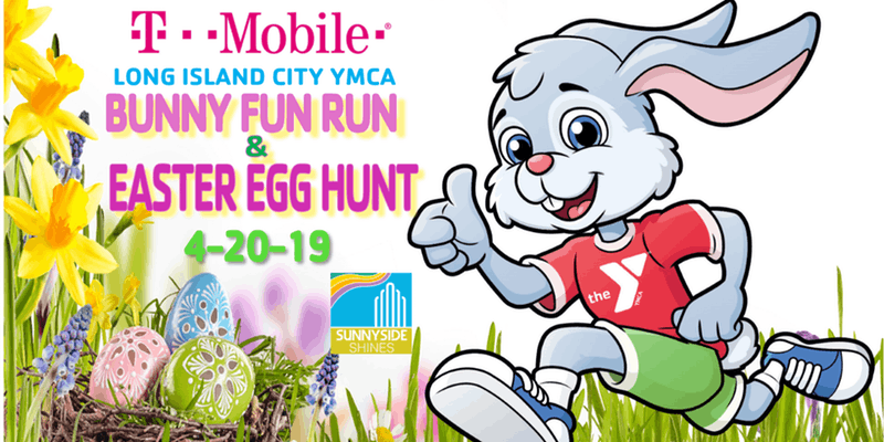 2019 LIC YMCA Bunny Run and Easter Egg Hunt