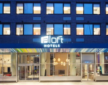 Aloft Long Island City Manhattan View Hotel