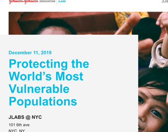 JLabs Protecting Vulnerable Populations event
