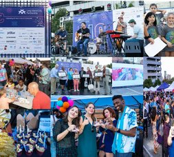 LICP News: Celebrate LIC Recap, Opening of Hunters Point Library, National Beer Drinking Day, Live @ALOFT, Foosball Contest at Levante, LIC Wellness Day, Women in Tech Happy Hour, & Call for LIC Summit Sponsorship