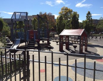 John F. Murray Playground and Dog Run