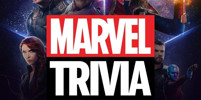 Marvel Cinematic Universe Trivia