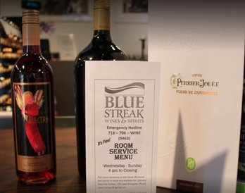 Blue Streak Wines and Spirits
