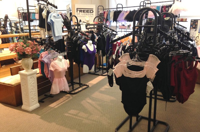 f4de922af49 Saturday Shopping at Freed of London dancewear boutique   Events ...