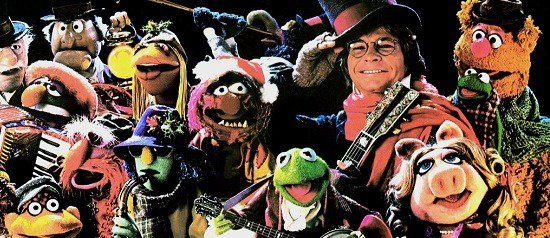 John Denver Christmas.John Denver And The Muppets A Christmas Together The