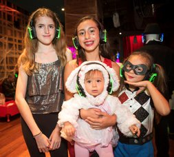 Kids Halloween Silent Disco! (First 100 RSVPs FREE)