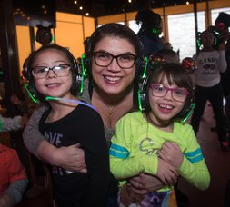 Kids Silent Disco and Parents Bottomless Brunch Party! (First 100 RSVP's FREE)
