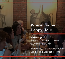Women in Tech Happy Hour
