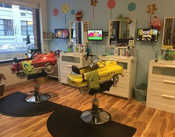 LIC Kids Cuts (A children's Salon)