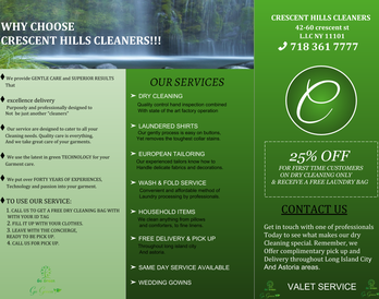 crescent hills cleaners
