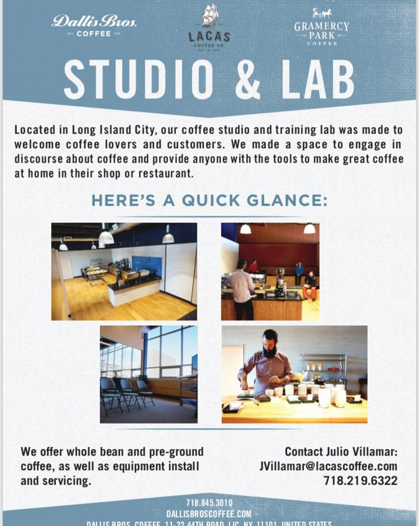 Dallis Bros  Coffee : Experience LIC   Long Island City