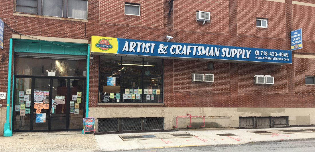 Artist And Craftsman Supply Experience Lic Long Island City
