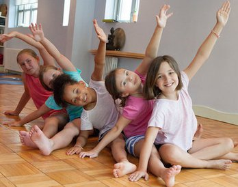 Aspin+ Programs: YogaKids Classes